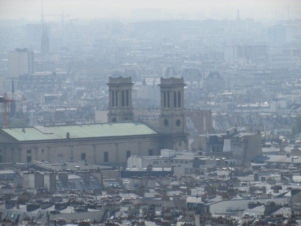 Paris View From Montmartre (20
