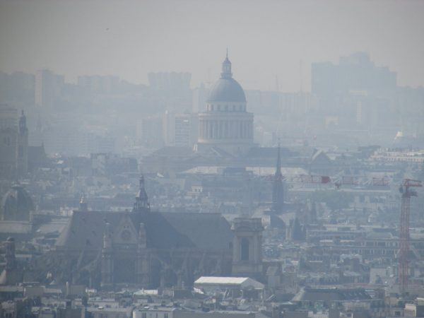 Paris View From Montmartre (1)